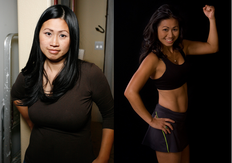 My P90X results