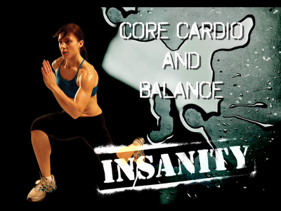 Insanity Core Cardio and Balance