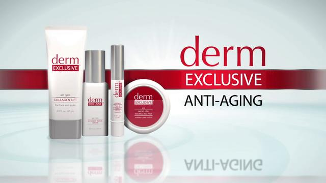 Derm Exclusive Anti-Aging system