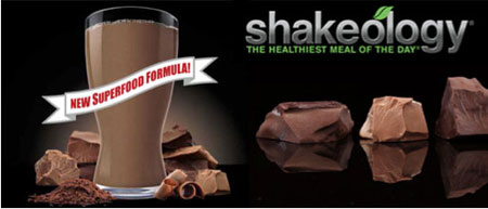 Chocolate Superfood Shakeology