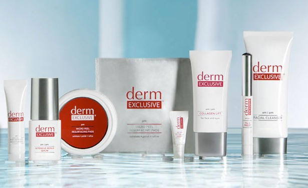 How does Derm Exclusive work