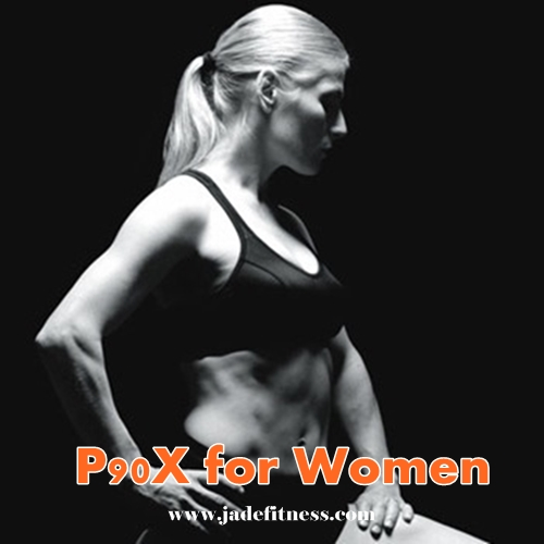 P90X for women with Dreya Webber 2
