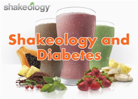 Shakeology and Diabetes