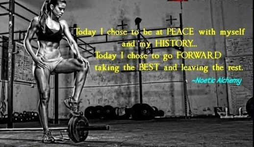Move Forward & Be Your Best