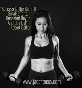 Success Is The Sum Of Small Efforts, Repeated Day In Day Out
