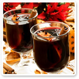 low calorie mulled apple cider
