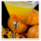low calorie pumpkin pie martini