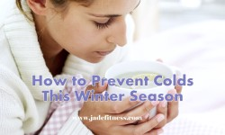 how to prevent colds this winter season